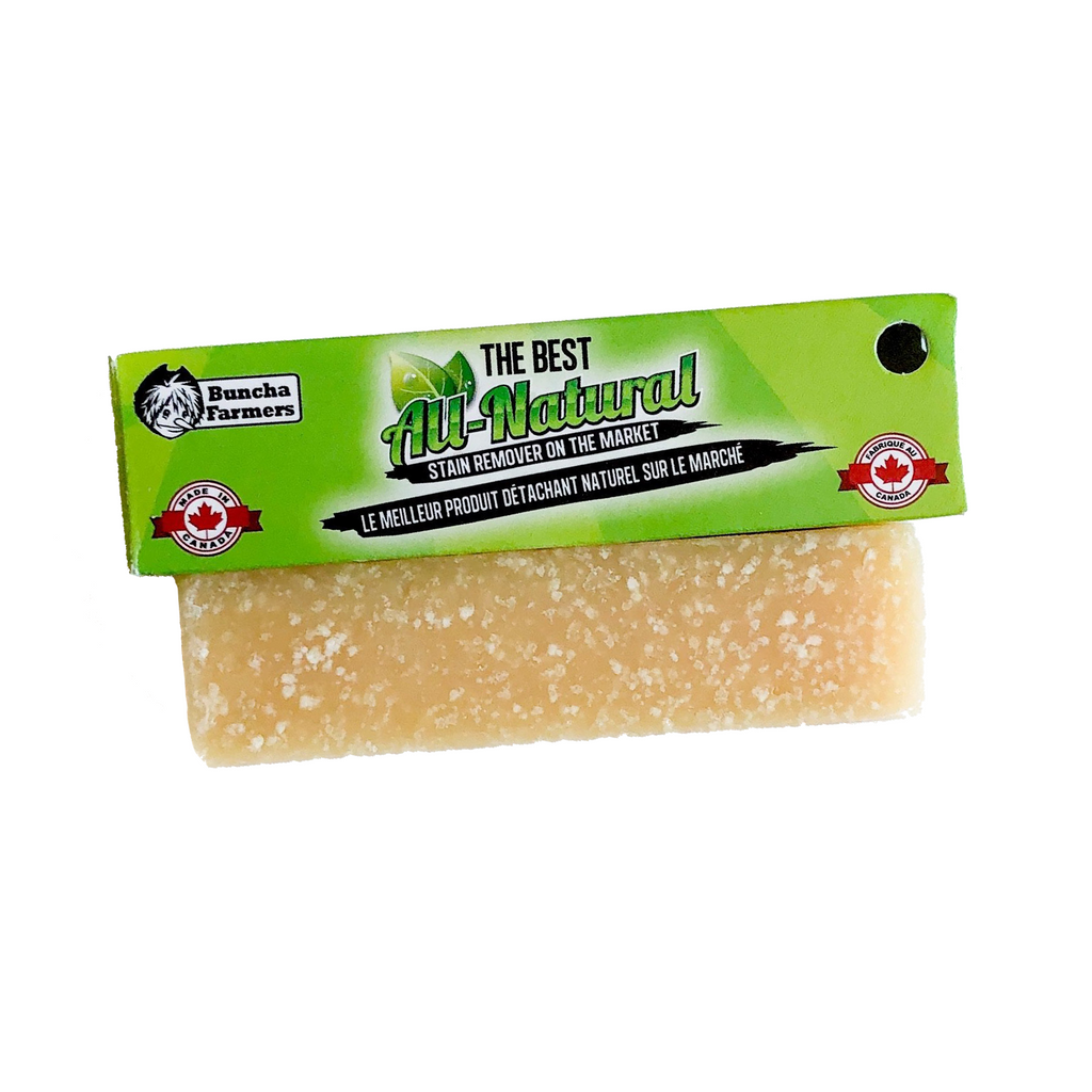 BunchaFarmers All Natural Stain Remover Bar