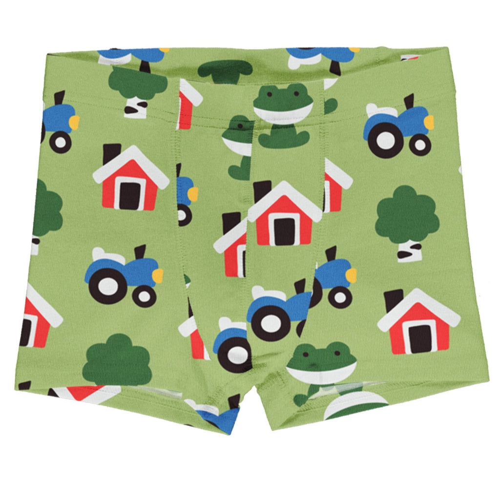 Forest Farm Boxers - 2 Left Size 6-8 & 8-10 years