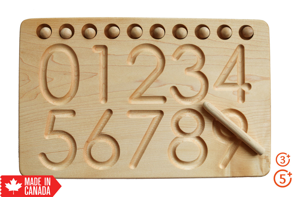 | PRE-SALE | Number Tracing & Ten Frame Board