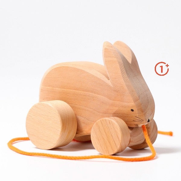 Pull-along Bobbing Rabbit