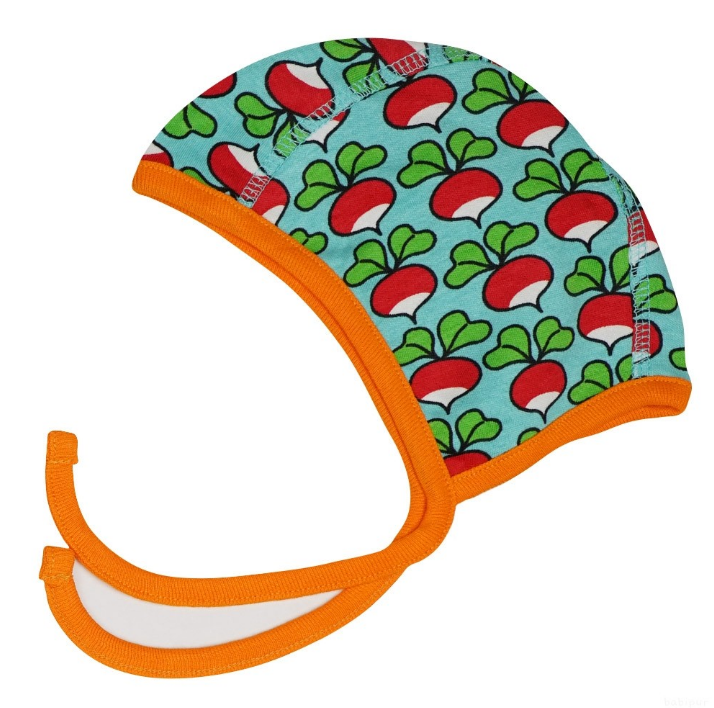 Light Blue Radish Baby Hat