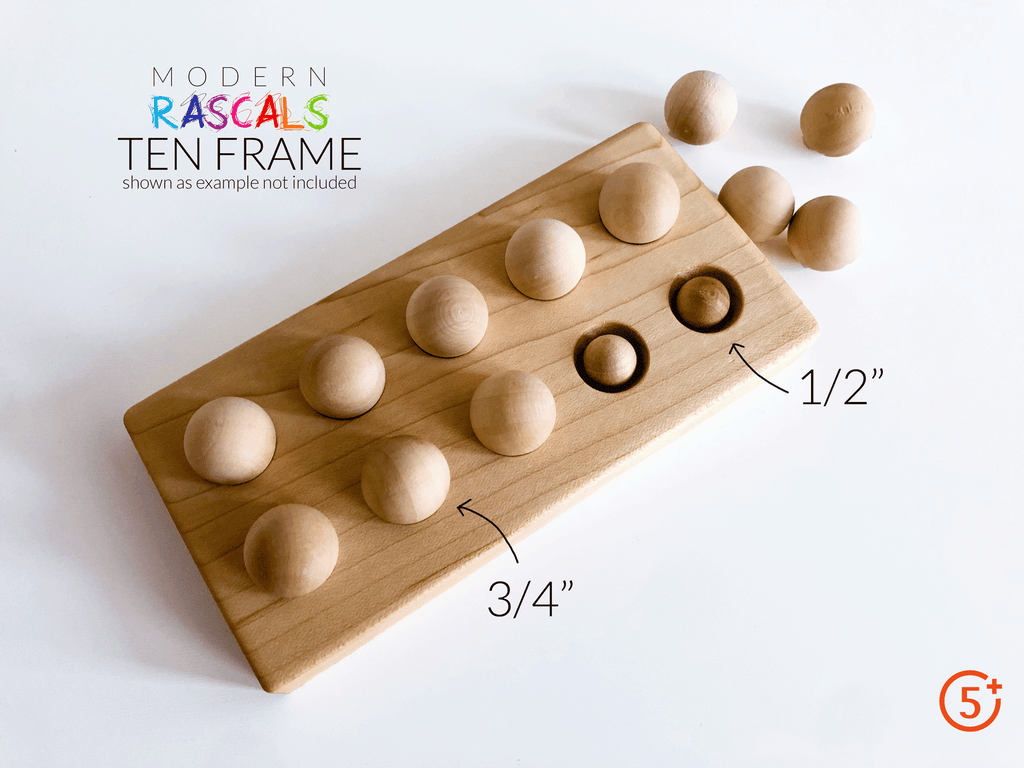 Replacement Wooden Balls for Frame