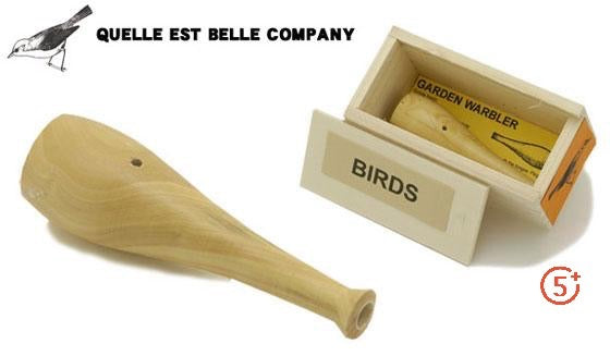 Garden & Yellow Warbler Bird Call