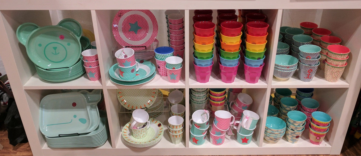 food safe durable BPA free tableware for kids