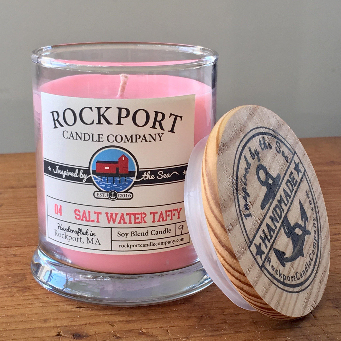 04 Salt Water Taffy Candles Rockport Candle Company