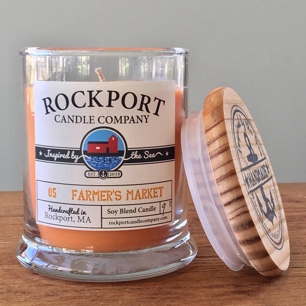 05 Farmer's Market Candle Rockport Candle Company