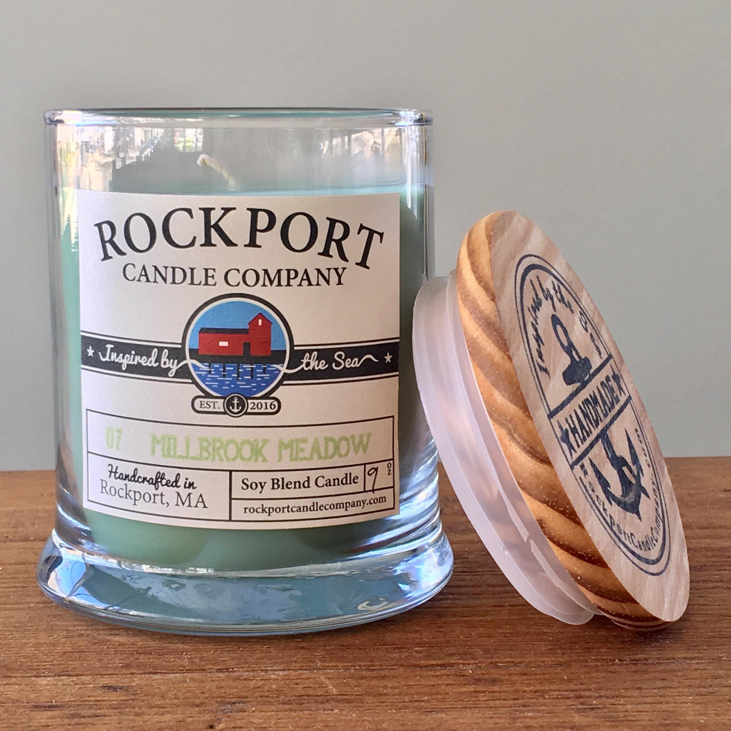 07 Millbrook Meadow Candles Rockport Candle Company