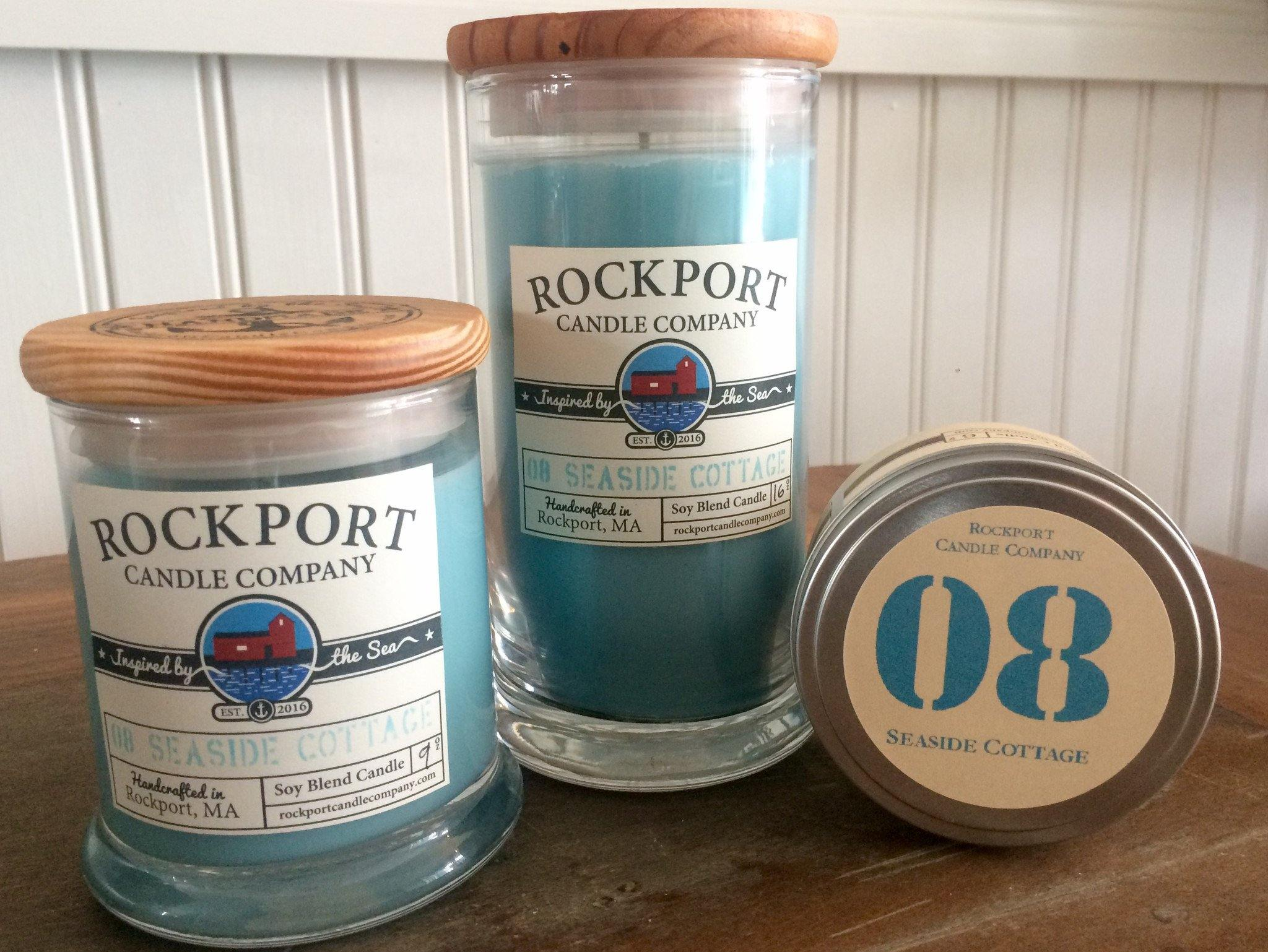 Seaside Cottage Rockport Candle Company 08