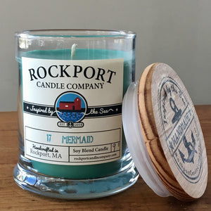17 Mermaid Candle Rockport Candle Company