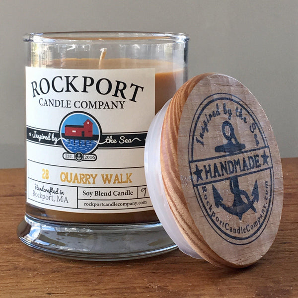 28 Quarry Walk Candle Rockport Candle Company