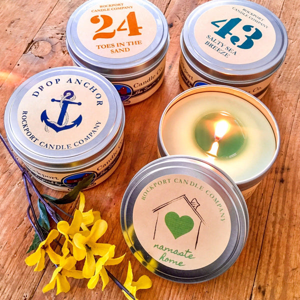 Stay Home; Stay Healthy! New Candle Gift Set!