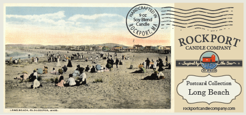 Long Beach Postcard image