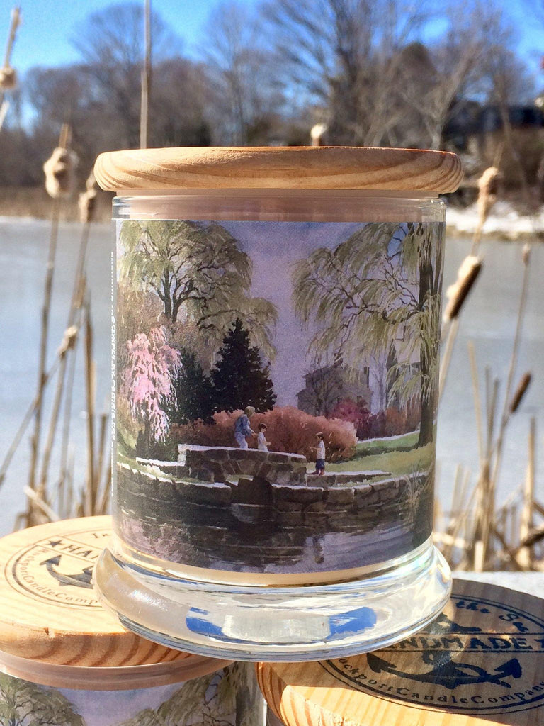 Millbrook Meadow candle to benefit Millbrook Meadow Restoration Project SOLD OUT