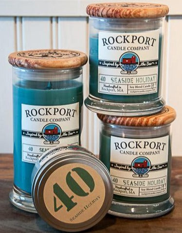 40 Seaside Holiday - Rockport Candle Company