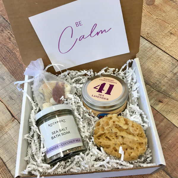 """Be Calm"" Gift Set"