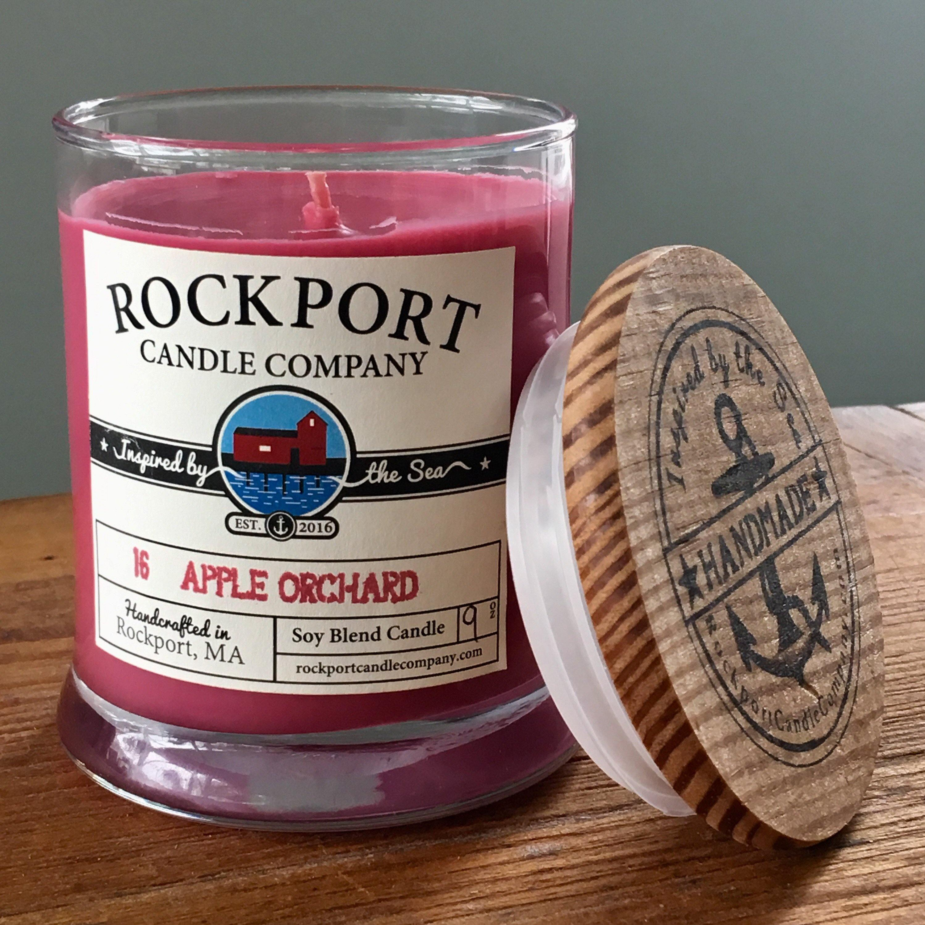 16 Apple Orchard - Rockport Candle Company