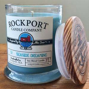 52 Seaside Dreaming candle