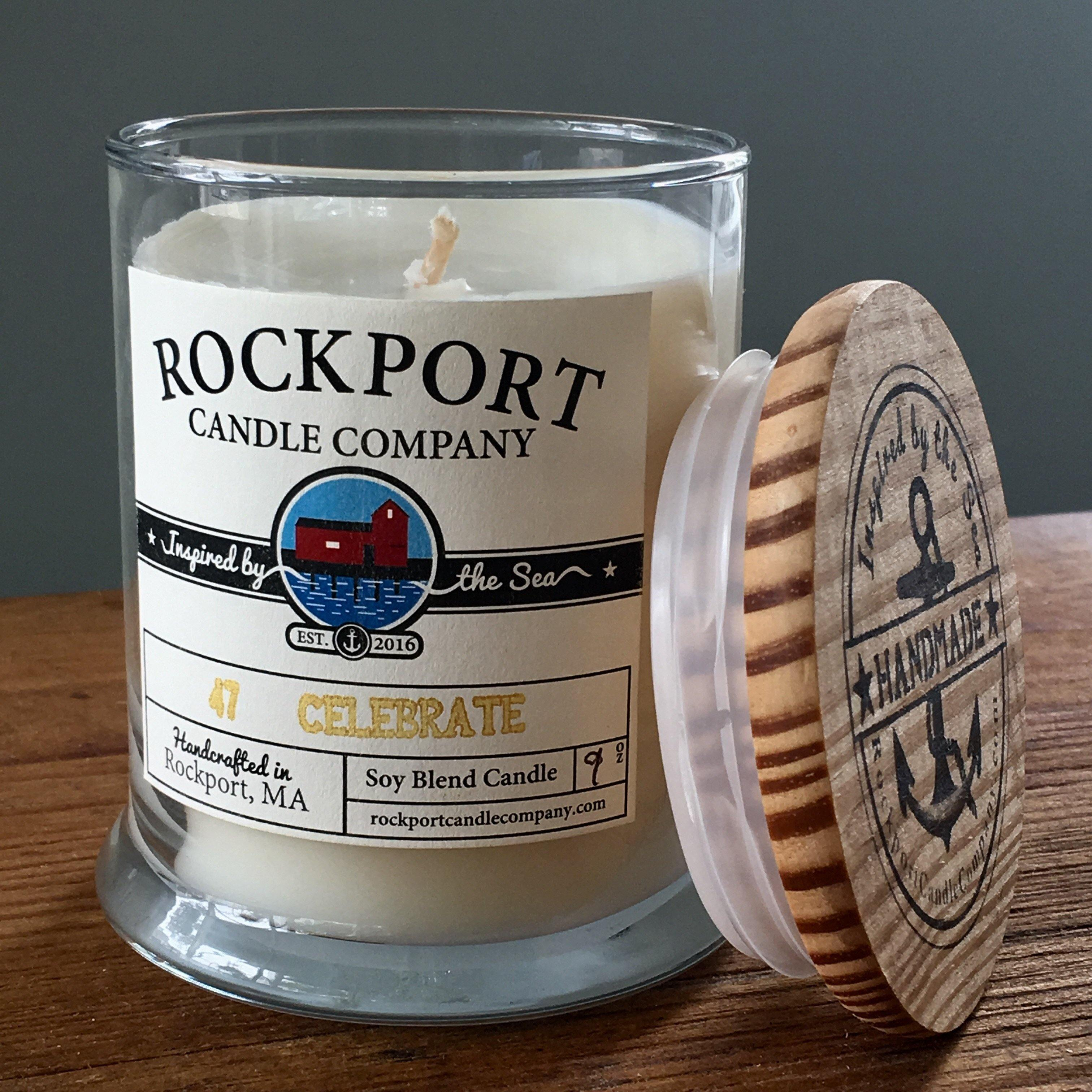 47 Celebrate - Rockport Candle Company