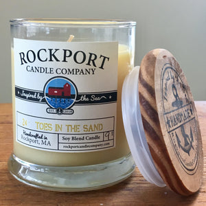 24 Toes in the Sand - Rockport Candle Company