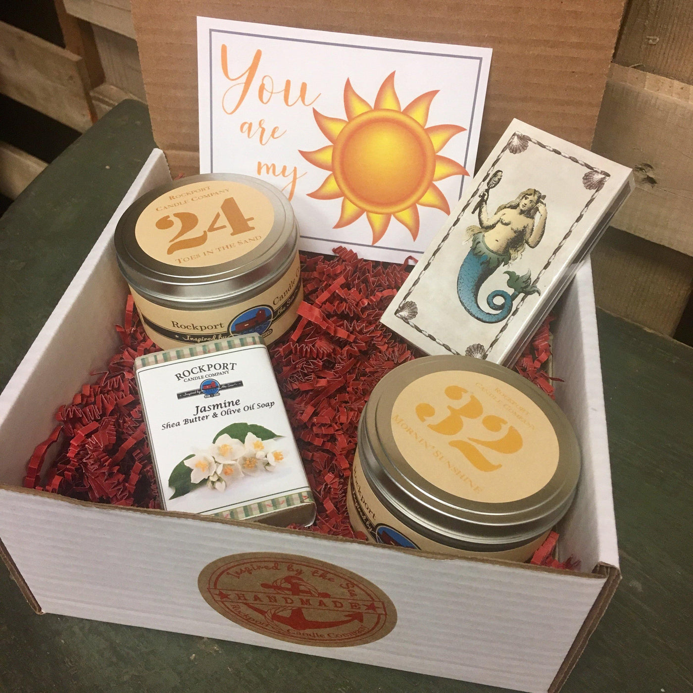 """You Are My Sunshine"" Gift Set"