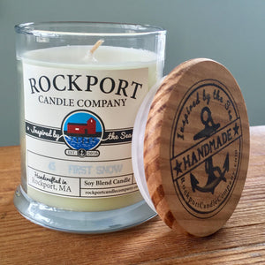 45 First Snow - Rockport Candle Company