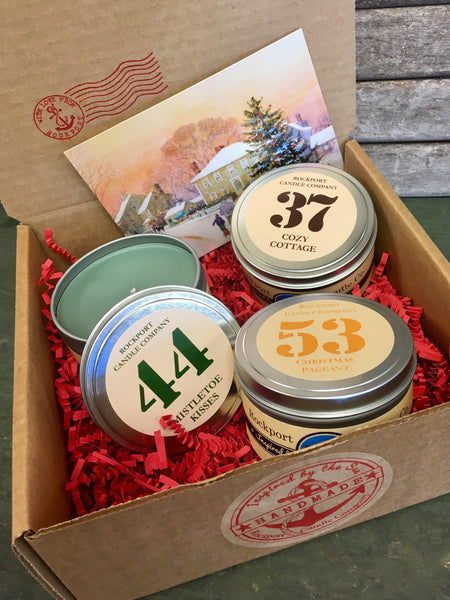 Holiday Travel Tin Sampler