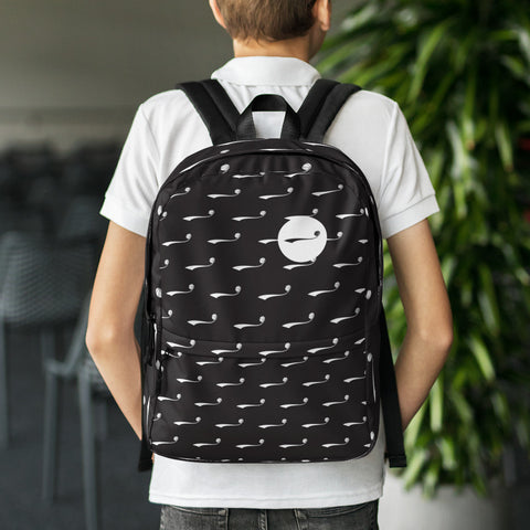 "Skeeeooop ""BLACKOUT"" Backpack"