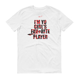 "Skeeeooop ""YO GIRL'S"" RED CAMO T-Shirt"
