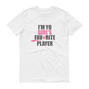 "Skeeeooop "" Favorite Player"" Short sleeve t-shirt"