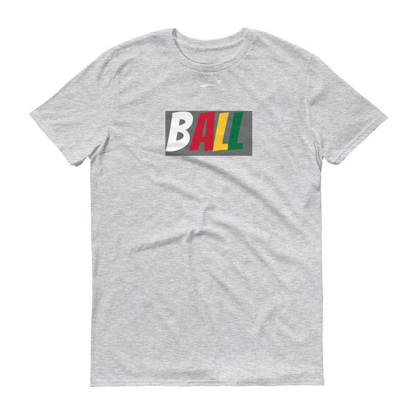 "Skeeeooop ""BALL Grey""  T-Shirt"