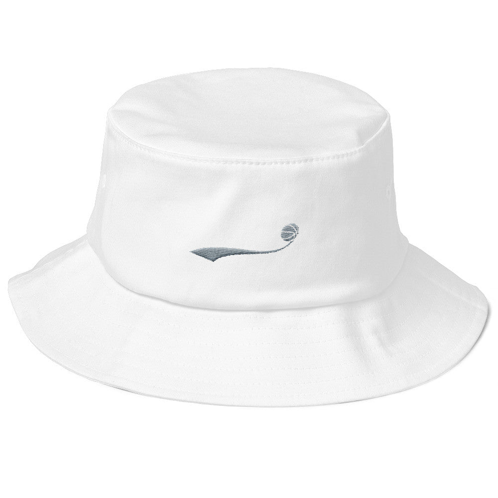 Skeeeooop Icon Old School Bucket Hat