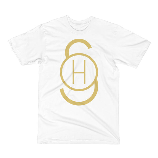 Stoked Heroes Men's Short Sleeve T-Shirt - Gold