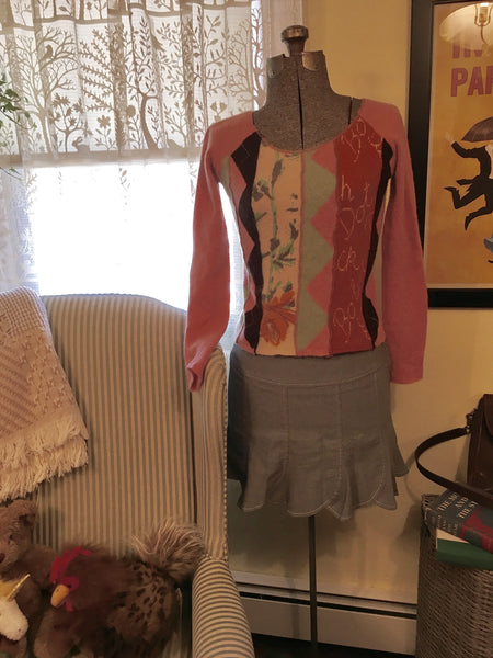 Pink Sweater Size Medium - Small
