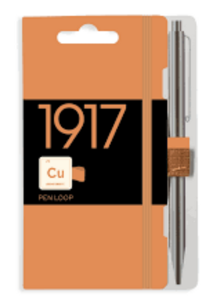 Leuchtturm1917 Special Anniversary Edition Copper Pen Loop