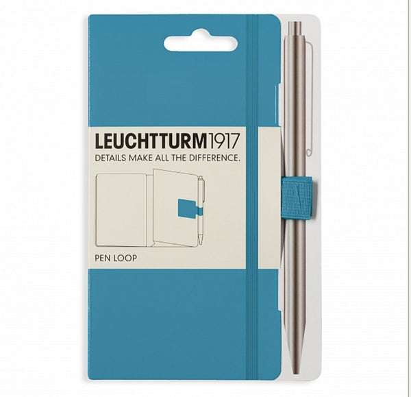 Leuchtturm 1917 Pen Loop - Nordic Blue