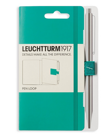 Leuchtturm 1917 Pen Loop - Emerald