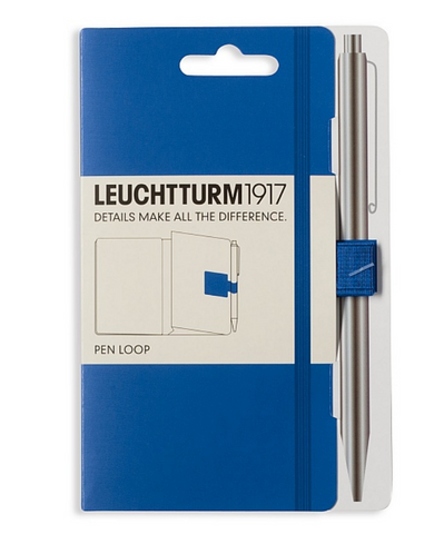 Leuchtturm 1917 Pen Loop - Royal Blue