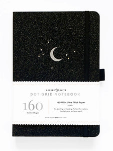Archer & Olive A5 Forest Night Dot Grid Notebook