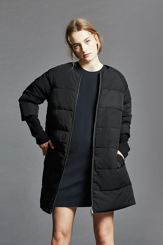 Ellie Long Line Puffer