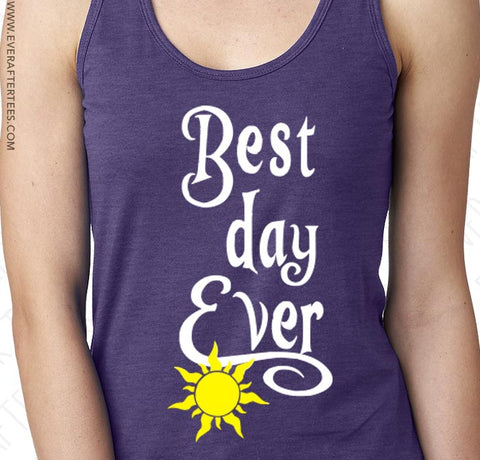 Best Day Ever Tshirt . Matching Couples Shirts for Disney .