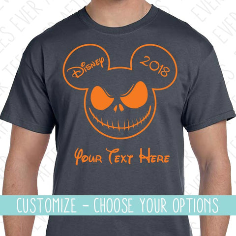 Jack Mickey Tees . MNSSHP Shirts . Disney Family Shirts . Matching Disney Family Shirts . Mickey's Halloween Party Shirts . Couples Shirts .