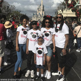 CUSTOMIZE Color & Styles - Disney Family Vacation Christmas Party T-Shirts . MVMCP shirts . Christmas in Disney . Disney Christmas Shirts