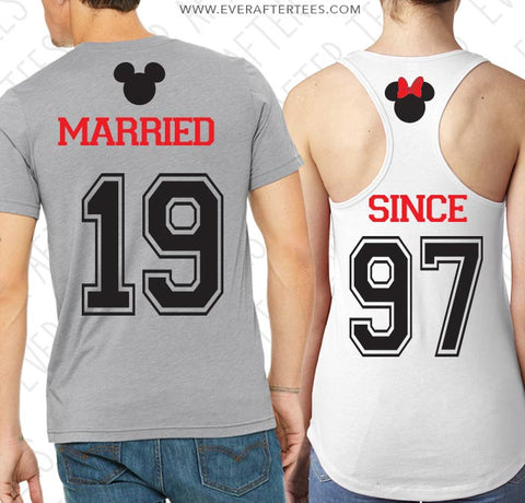 Married Since - Add On