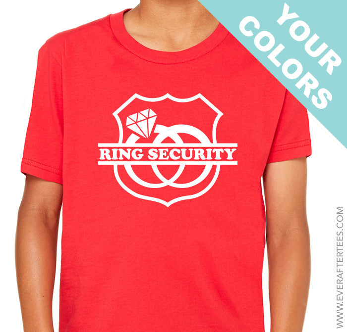 Ring Security Tee