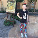 Fairest of Them All T-shirt . Adult Sizes . Disney Family Vacation Shirts . Snow White shirt .