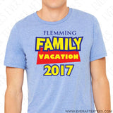 Disney Toy Story Family Vacation Matching Shirts