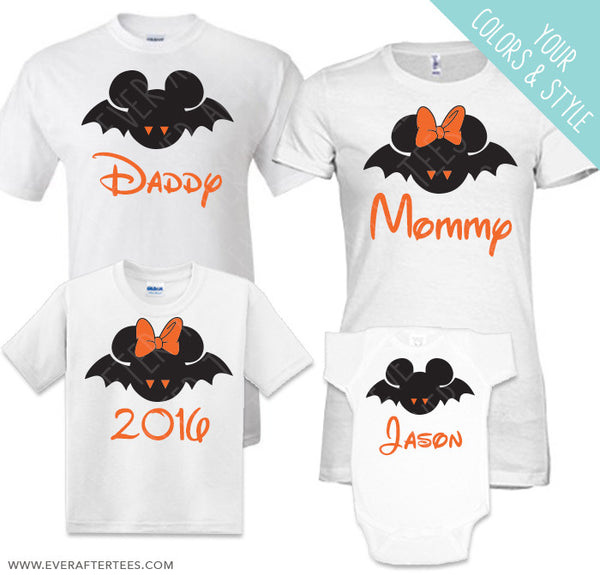 Mickeys halloween party t-shirts