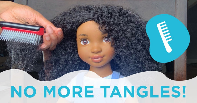 Top 5 Tips to Painlessly Detangle Your Kids Hair: No More Tangles