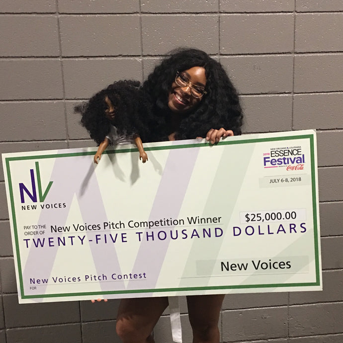 Healthy Roots Takes First Place in New Voices Fund Pitch Competition!