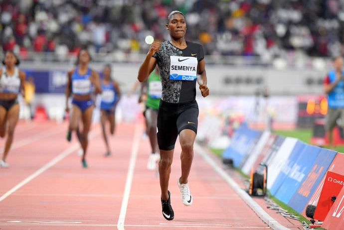 Let Her Run: Why We Stand With Caster Semenya